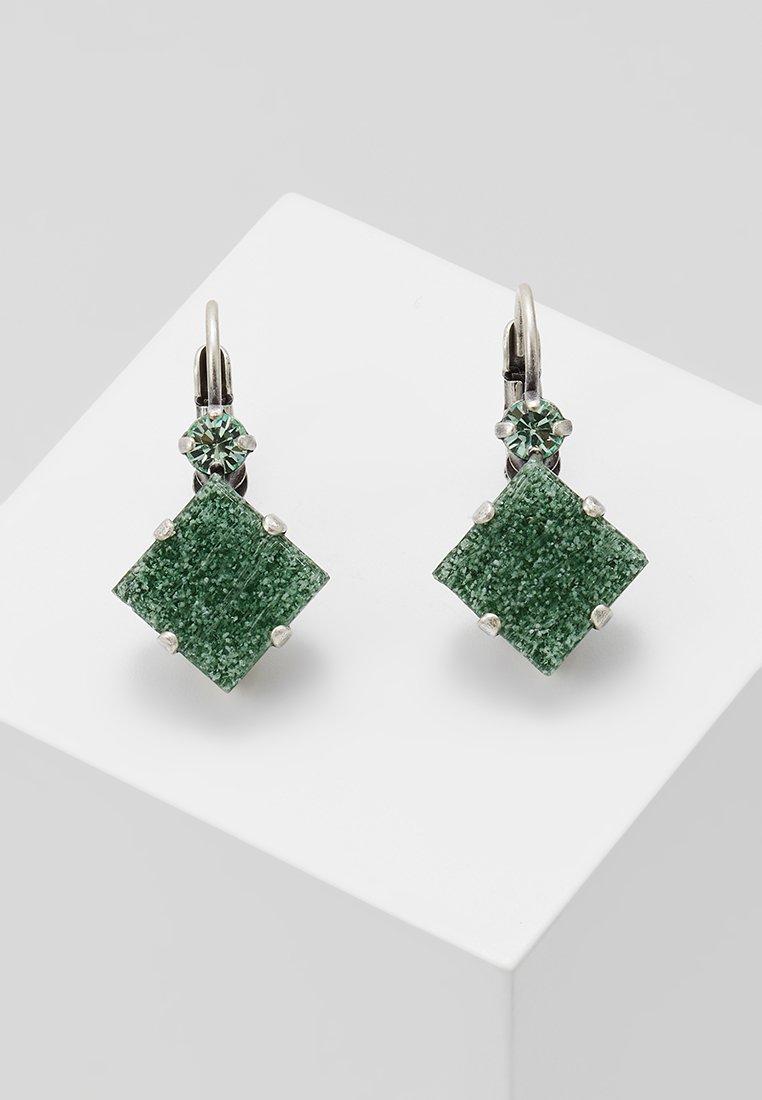 Konplott - CLEO - Boucles d'oreilles - green