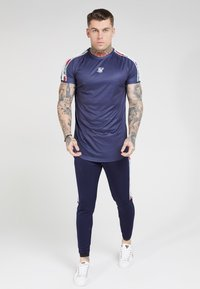 SIKSILK - Print T-shirt - eclipse - 3