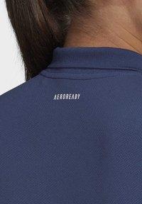 adidas Performance - CLUB POLO SHIRT - Polo shirt - blue - 6