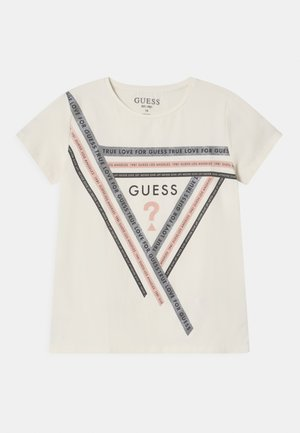 JUNIOR - T-shirt imprimé - off-white