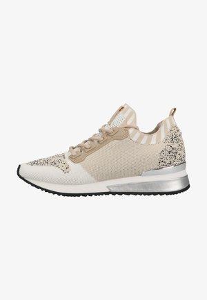 Sneakers basse - beige pastel
