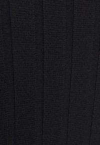 EDITED - IRIS DRESS - Strikket kjole - schwarz - 2