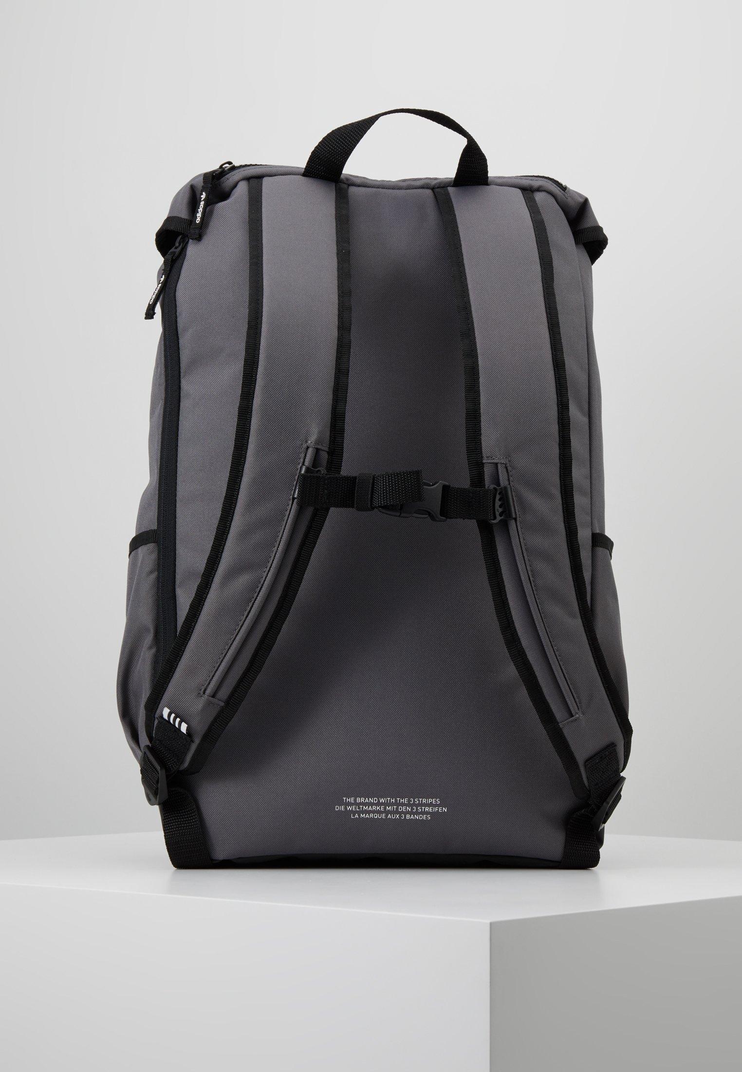 Outlet Outlet adidas Originals TOPLOADER - Rucksack - grey   men's accessories 2020 A489w