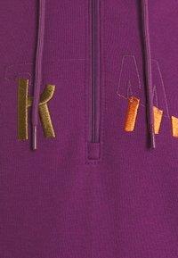 Grimey - NITE MARAUDER UNISEX - Sweatshirt - purple - 2