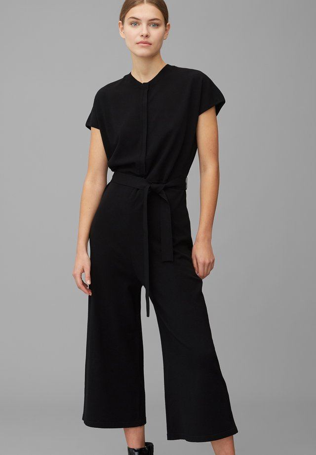 Jumpsuit - pure black