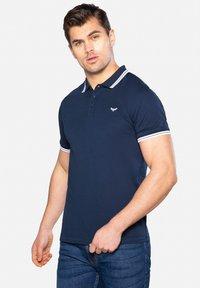 Threadbare - THREADBARE POLO SHIRT ALFIE 3ER PACK - Polo shirt - mehrfarbig - 1
