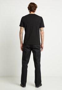 Dickies - STOCKDALE - Basic T-shirt - black - 2