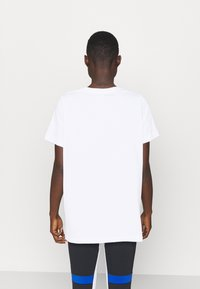 adidas Performance - Print T-shirt - white - 2