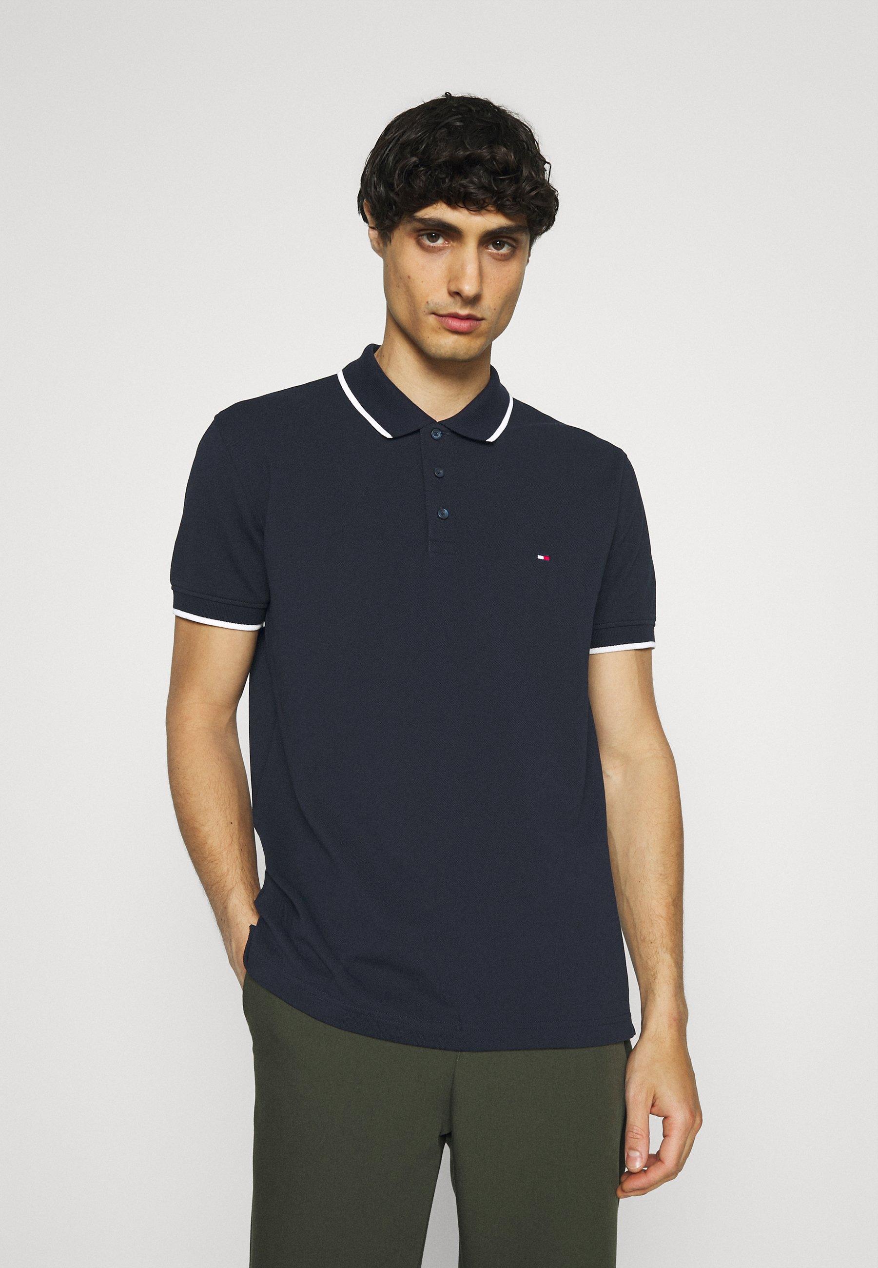 Men BASIC TIPPED REGULAR - Polo shirt