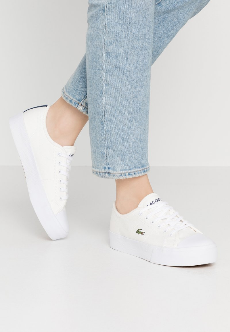 Lacoste - ZIANE PLUS GRAND 120 2CFA - Tenisky - white/navy