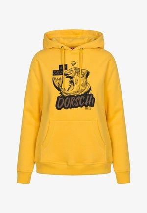 DORSCH - Hoodie - yellow
