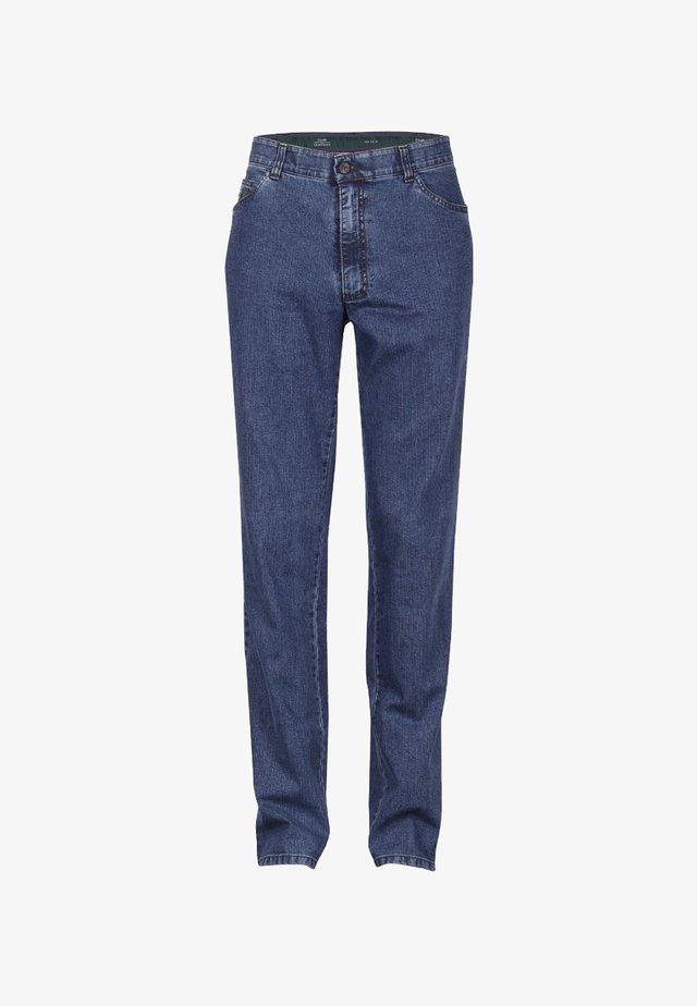 LIAM - Straight leg jeans - mediumblue