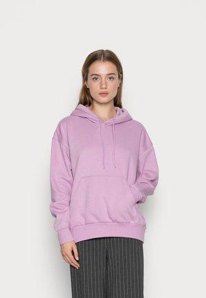 ALISA HOODIE - Jersey con capucha - purple