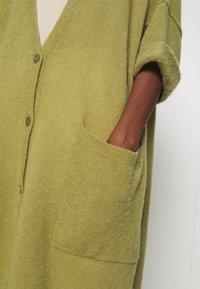 American Vintage - RAZPARK - Cardigan - green - 5