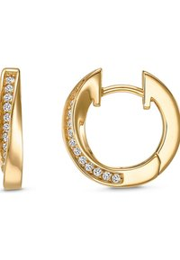 JETTE - Earrings - gold-coloured - 2