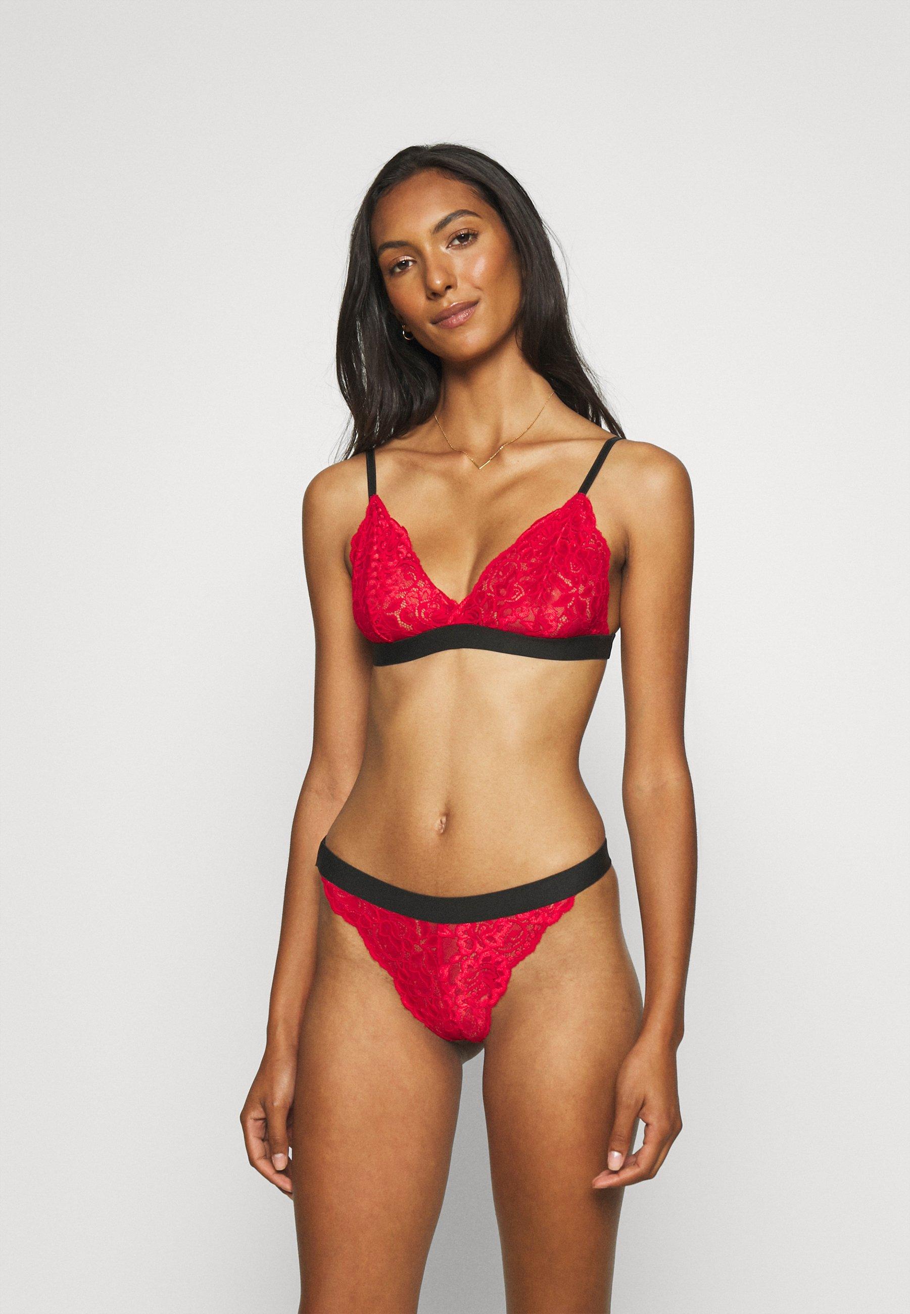 Women NEW SET - Triangle bra