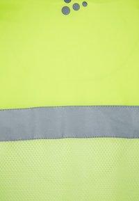 Craft - VISIBILITY VEST - Waistcoat - yellow - 2
