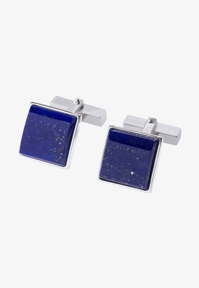 Cufflinks - silver-coloured