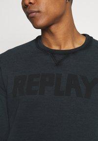 Replay - Sweatshirt - blackboard - 5