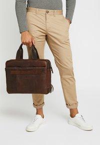 Strellson - Briefcase - dark brown - 1