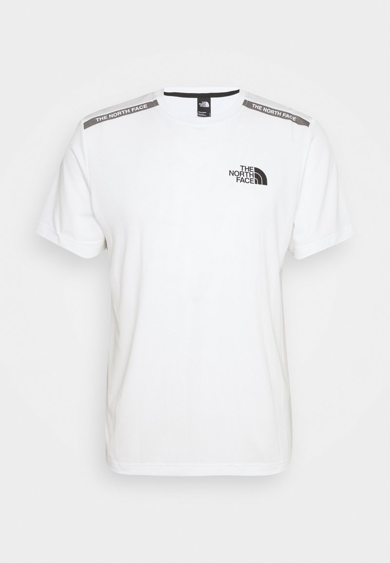 The North Face - TEE  - Print T-shirt - white