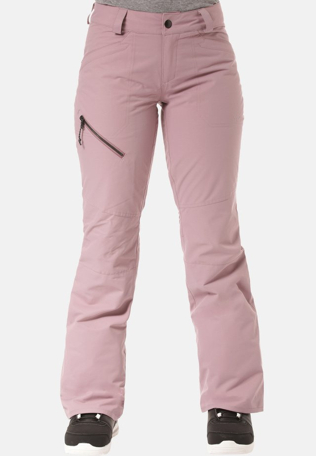 Pantalon de ski - purple