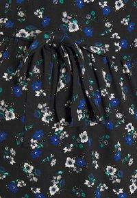 MAMALICIOUS - MLKADY SHORT DRESS - Žerzejové šaty - black - 2