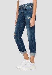 Replay - Slim fit jeans - dark blue - 2
