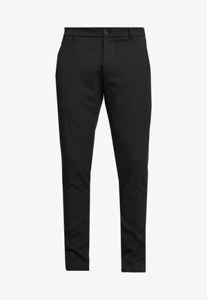 UGGE - Pantalon classique - black