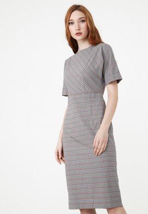 Shift dress - grau  pink