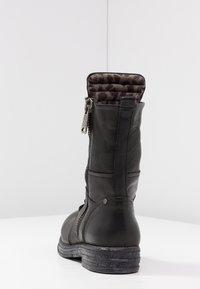 Replay - EVY - Cowboy/biker ankle boot - black - 5
