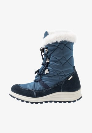 Botas para la nieve - navy/jeans