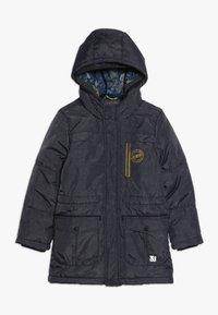 s.Oliver - MANTEL - Zimní kabát - dark blue melange - 0