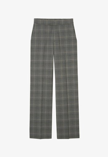 MARIA  - Trousers - check