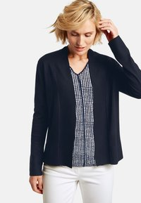 Gerry Weber Casual - STRICK - Cardigan - dark navy - 0