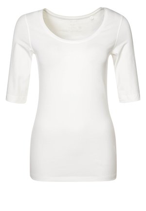 SANIKA - Basic T-shirt - milk