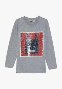 LEGO Wear - Langærmede T-shirts - grey melange - 0