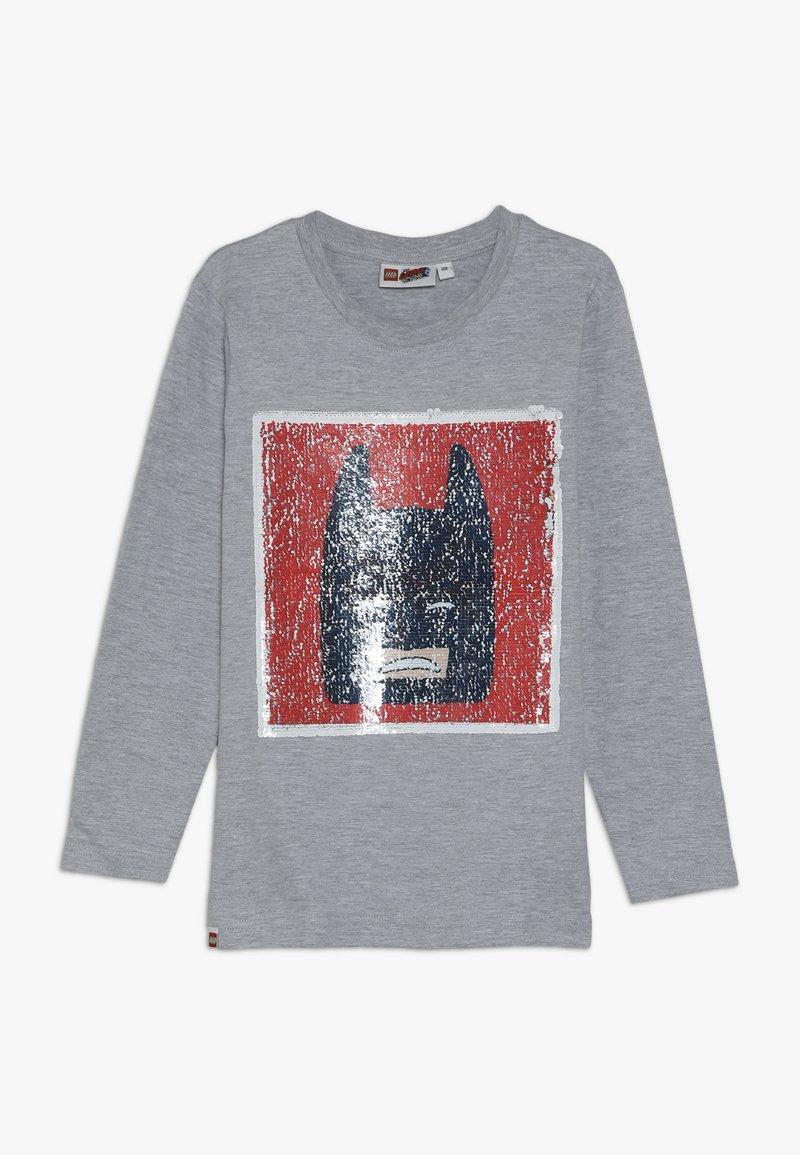 LEGO Wear - Langærmede T-shirts - grey melange
