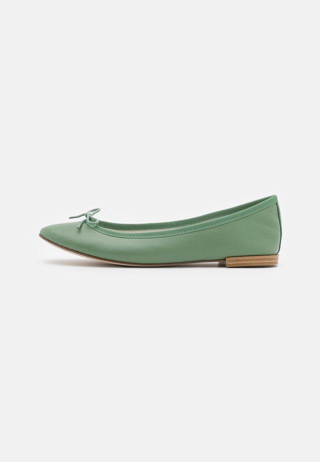 CENDRILLON - Ballet pumps - jade