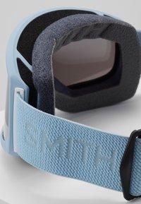 Smith Optics - RIOT UNISEX - Occhiali da sci - smokey blue flood - 2