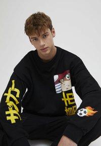 PULL&BEAR - Sweatshirt - black - 5