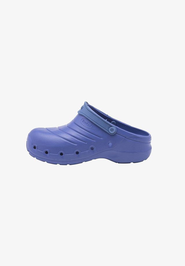 Pantoffels - blau