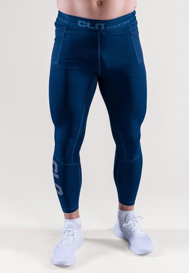 Collants - titan blue