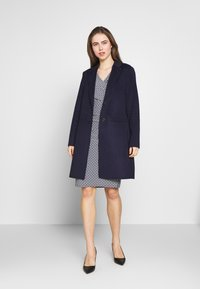 Lauren Ralph Lauren - PRINTED MATTE DRESS - Denní šaty - lighthouse navy - 1