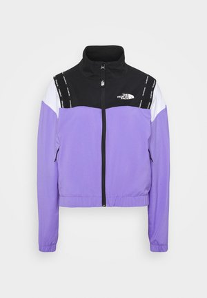 WIND JACKET - Treningsjakke - pop purple/black