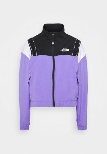 WIND JACKET - Training jacket - pop purple/black