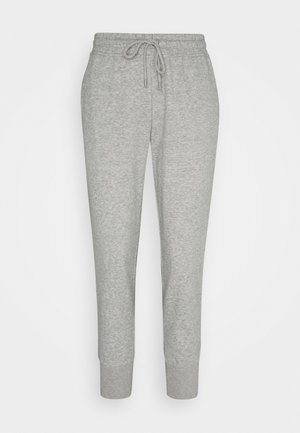 YOUR FAVOURITE TRACK PANT - Tracksuit bottoms - grey marle