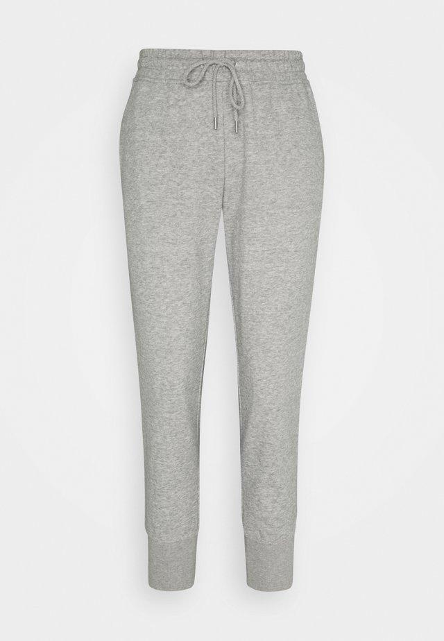 YOUR FAVOURITE TRACK PANT - Teplákové kalhoty - grey marle