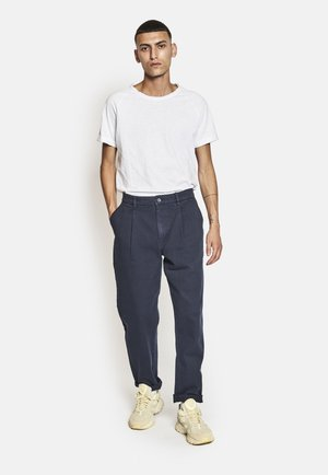 CONRAD PANTS - Pantalon classique - navy