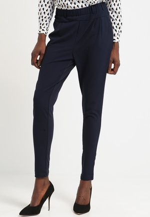 JILLIAN PANTS - Kangashousut - midnight marine